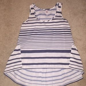 Tops - Tank Top striped